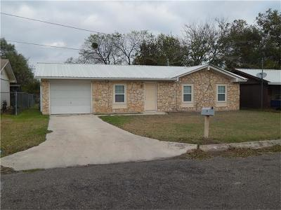 Lampasas County Single Family Home For Sale: 19 Sunset Dr