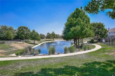 Pflugerville Single Family Home For Sale: 19904 Farm Pond Ln