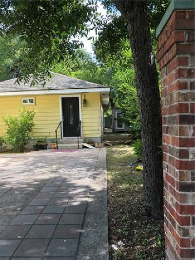 Single Family Home For Sale: 1107 Tillery St