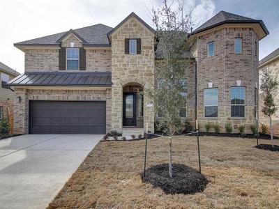 Georgetown Single Family Home For Sale: 521 Breezygrass Way