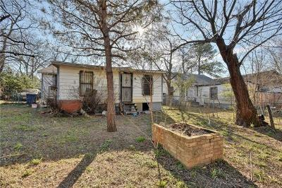 Austin Single Family Home For Sale: 1174 Bedford St