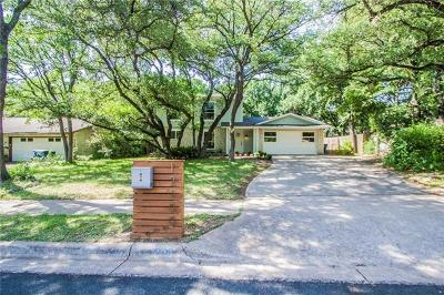 Austin Single Family Home For Sale: 12100 Saxony Ln