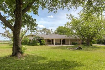 Burnet TX Single Family Home For Sale: $375,000