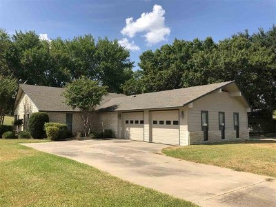 Burnet County Single Family Home For Sale: 108 Meadowlakes Dr