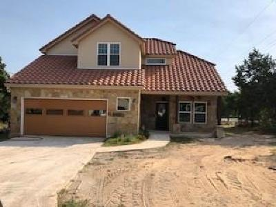 Austin Single Family Home For Sale: 14800 Osage Pt