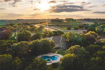 Dripping Springs Single Family Home Pending - Taking Backups: 1025 Westland Ridge Rd