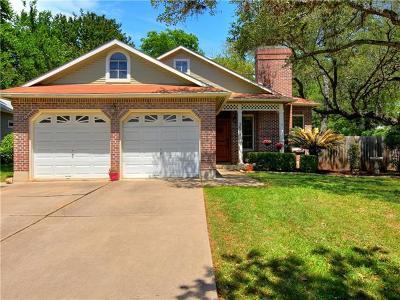 Austin Single Family Home For Sale: 3002 Jubilee Trl