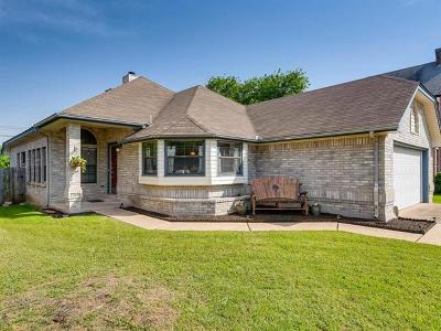 Hays County, Travis County, Williamson County Single Family Home For Sale: 7709 Ponoma Trl