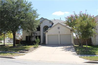 Pflugerville Single Family Home Pending - Taking Backups: 1000 Brown Dr