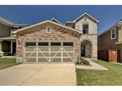 Hutto Single Family Home Pending: 509 Bradford Ln