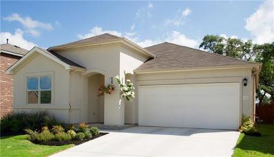San Marcos Single Family Home For Sale: 232 Mary Max Cir
