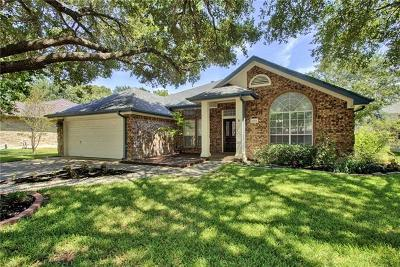 Pflugerville Single Family Home For Sale: 1003 Maplewood Dr