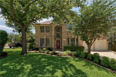 Travis County, Williamson County Single Family Home For Sale: 9715 Crenata Cv
