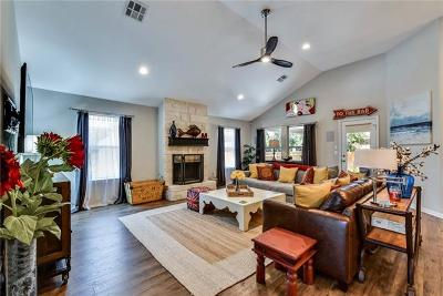 Leander Single Family Home For Sale: 2429 Etta May Ln