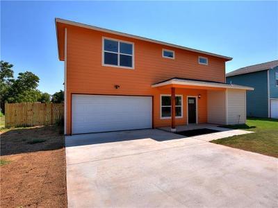Bastrop Single Family Home Pending - Taking Backups: 609 Mesquite St