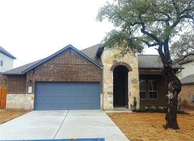 Round Rock Single Family Home For Sale: 1007 Reprise Rd