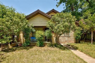 Austin Single Family Home Pending - Taking Backups: 2614 E 2nd St
