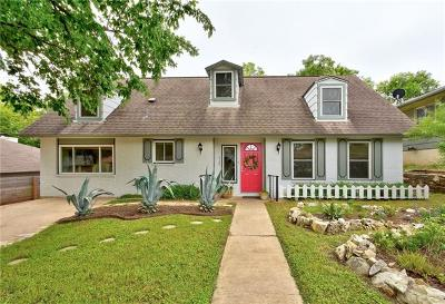 Travis County Single Family Home For Sale: 715 Buckingham Pl