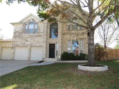 Pflugerville Single Family Home Pending - Taking Backups: 113 Olympic Dr