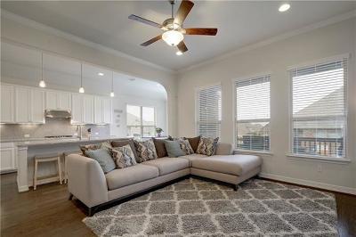 Austin Single Family Home Pending - Taking Backups: 18616 Tanner Bayou Loop