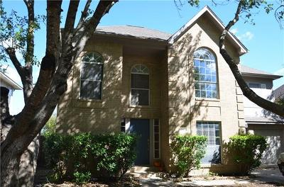 Round Rock Single Family Home Pending - Taking Backups: 706 Riverlawn Dr