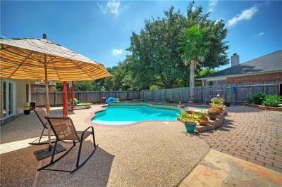 Cedar Park Single Family Home Pending - Taking Backups: 1603 Somerset Canyon Ln