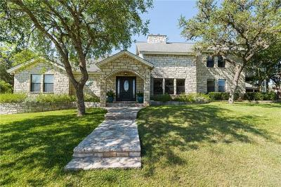 Dripping Springs TX Single Family Home For Sale: $1,200,000