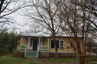 Del Valle Single Family Home For Sale: 3002 Ellon Rd