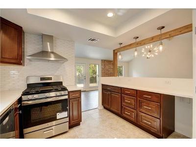Travis County Single Family Home For Sale: 1511 Boffi Cir