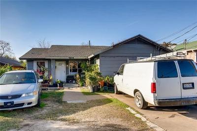Austin Multi Family Home For Sale: 7514 Bethune Ave