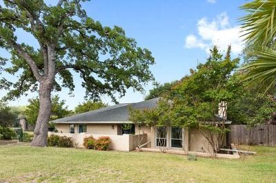 Travis County, Williamson County Single Family Home Pending - Taking Backups: 10608 Spicewood Club Dr