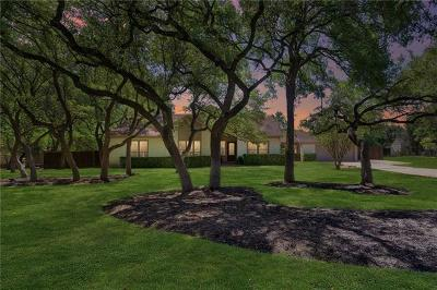 Georgetown Single Family Home For Sale: 703 W Sequoia Spur