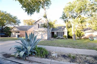 Hays County, Travis County, Williamson County Single Family Home For Sale: 2714 Gettysburg Dr