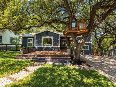Travis Heights Single Family Home For Sale: 1506 Chelsea Ln