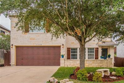 Hays County, Travis County, Williamson County Single Family Home For Sale: 11224 Crest Meadow Ln
