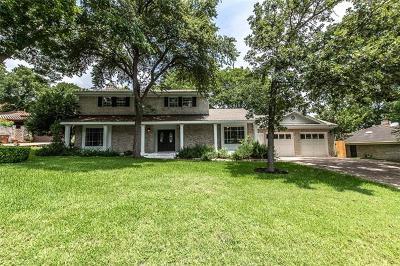 Single Family Home For Sale: 10208 La Costa Dr