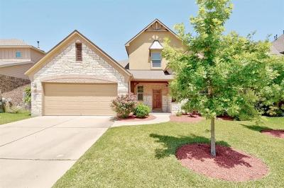 Round Rock Single Family Home Pending - Taking Backups: 2686 Mirasol Loop