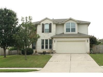Austin Single Family Home For Sale: 131 Lexington Dr