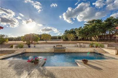 Dripping Springs Single Family Home For Sale: 465 Martin Rd