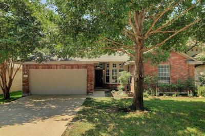 Cedar Park Single Family Home For Sale: 612 Palo Alto Ln