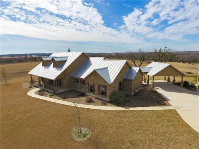 Refugio County, Goliad County, Karnes County, Wilson County, Lavaca County, Colorado County, Jackson County, Calhoun County, Matagorda County Single Family Home For Sale: 1057 County Rd 361