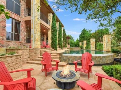 Austin Single Family Home For Sale: 118 Burgess Cv