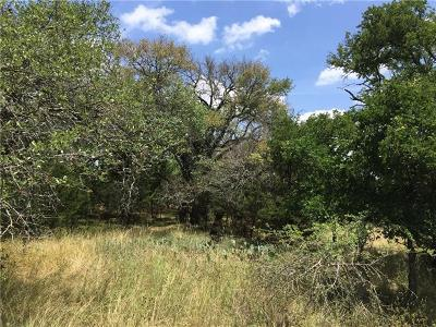 Georgetown Residential Lots & Land For Sale: 150 Logan Ranch Rd