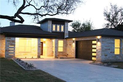 Lago Vista Single Family Home Pending: 20009 Lincoln Cv