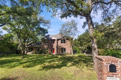 Austin Single Family Home For Sale: 9018 Mountain Lake Cir
