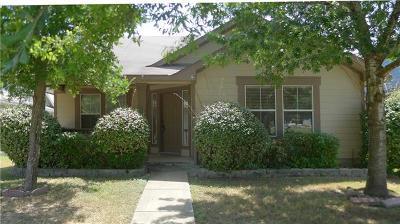 Kyle Single Family Home Pending - Taking Backups: 4921 Hartson