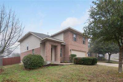 Round Rock Single Family Home Pending - Taking Backups: 3719 Holden Ct