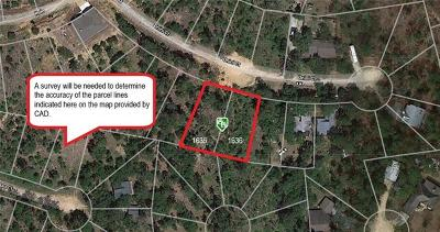 Bastrop County Residential Lots & Land For Sale: TBD Onini Ct