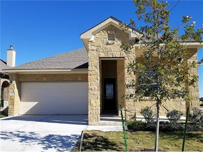 Leander Single Family Home For Sale: 2240 Julia Ln