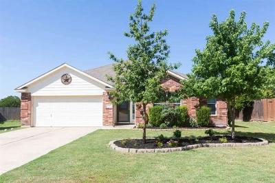 Single Family Home For Sale: 116 Purple Martin Cv